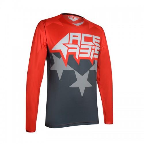 Acerbis MX X-Flex Starchaser Jersey 24323.347 red/grey