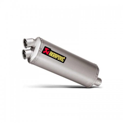 Τελικο Akrapovic street legal τιτανιου (Δίμπουκο)_ S-H10SO15-HWT _ HONDA CRF 1000L Africa Twin '16-1