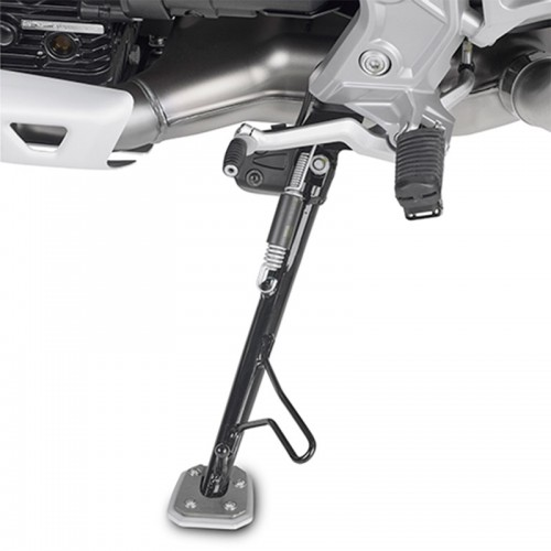 Βάση αλουμινίου ES8205  πλαγιοστάτη_ V85 TT (2020) Moto Guzzi Givi