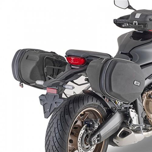 Βάσεις πλαϊνών σάκων TE1173_CB650R 2019 Honda Givi