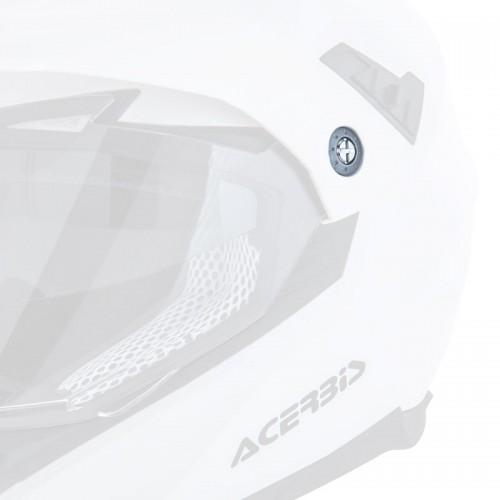 Βίδες γείσου Acerbis Flip-FS-606 _ 22317.020  ασημί