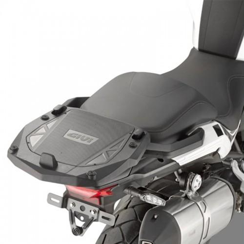 Givi Rear Rack SR8711 _ TRK502X 2020 Benelli