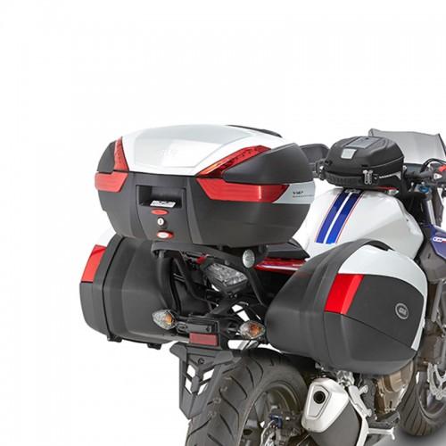 Βάσεις πλαϊνών βαλιτσών PLX1152_ CB500F '16 Honda Givi