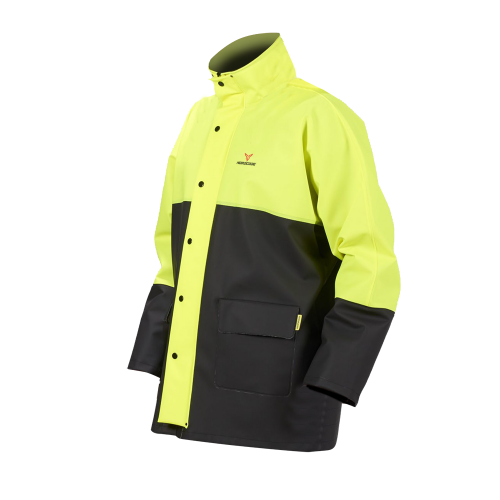 Αδιάβροχο μπουφάν Nordcode Anorak Road fluo/black