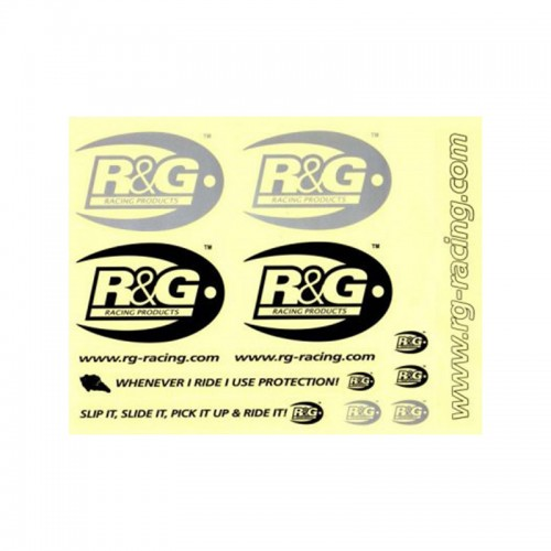 Σετ αυτοκόλλητα R&G RGS0008