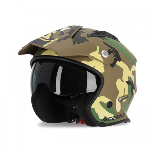 Acerbis Jet Aria 22569.376 matt camo green-brown