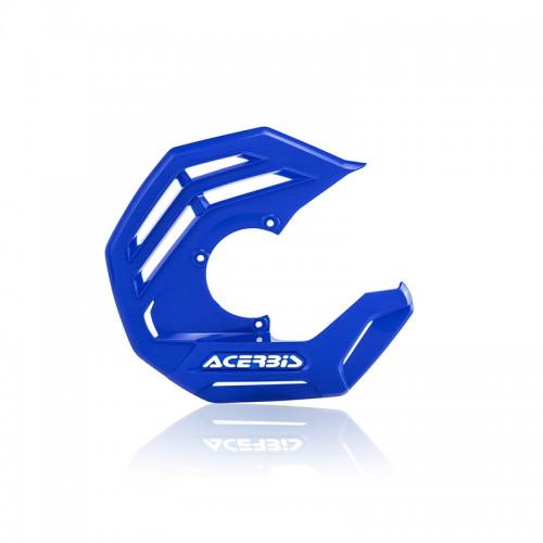 Κάλυμμα εμπρός δίσκου Acerbis X-Future _ 24328.040 μπλε