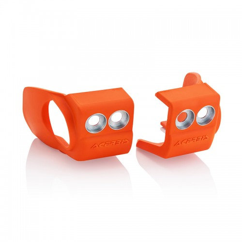Acerbis Fork Shoe Cover 23196.011.016 KTM/HUSQVARNΑ orange