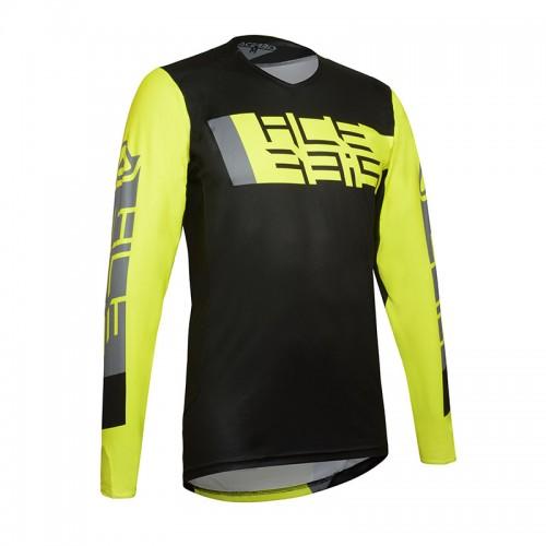 Μπλούζα Acerbis MX LTD Outrun 24238.318 μαύρο/κίτρινο