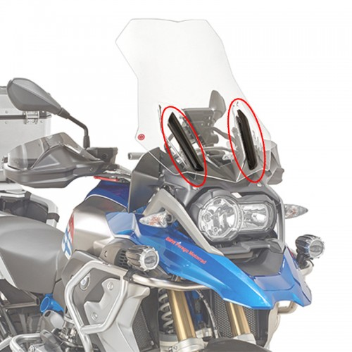 Givi Windshield Kit D5131KIT for R1250GS ADV. 2019 BMW