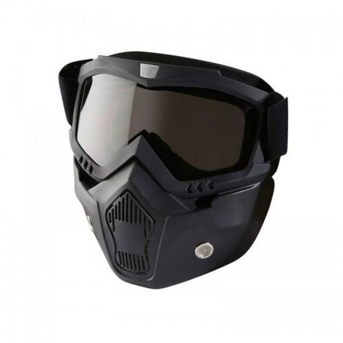 Swat μάσκα Nox μαύρη