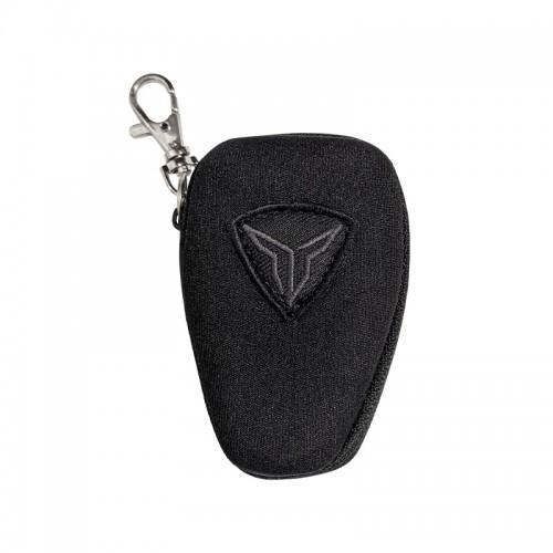 Θήκη μπρελόκ Nordcode Key bag logo γκρι