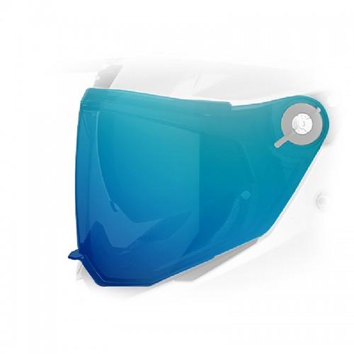 Ζελατίνα Airoh_ Commander μπλε mirror