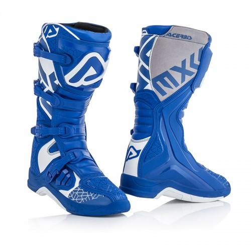 Μπότες Acerbis_ 22999.245_ X-TEAM μπλε-άσπρο