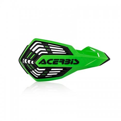 Acerbis Handguards 24296.377 X-Future green/black