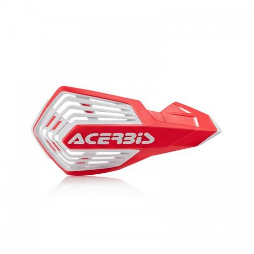 Acerbis Handguards 24296.343 X-Future red/white