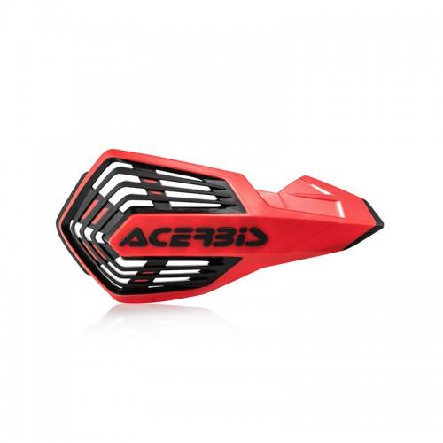 Acerbis Handguards 24296.349 X-Future red/black