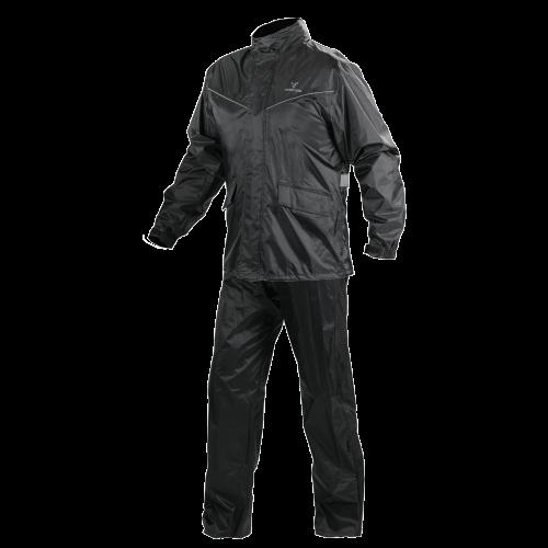 Nordcode Easy Rainsuit black