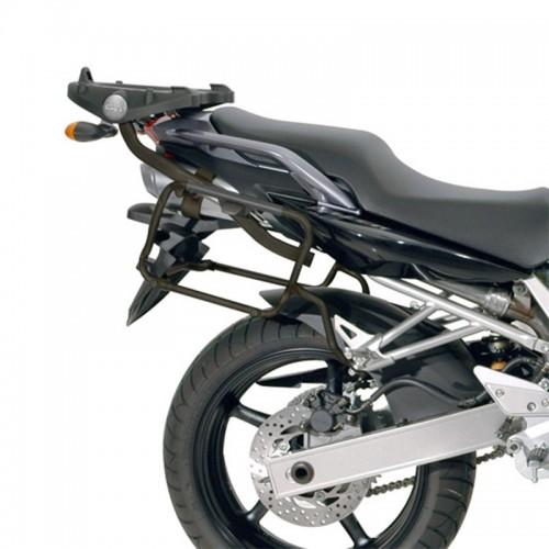 Βάσεις πλαϊνών βαλιτσών PLX351  FZ6-FAZER'04 Yamaha GIVI