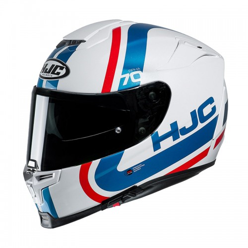 Κράνος HJC R-PHA 70 Gaon MC21 άσπρο/μπλε
