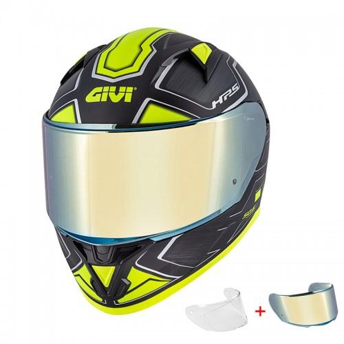 Givi H50.6 Sport Deep Black/Yellow