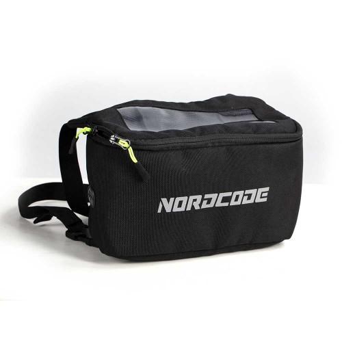 Μπανάνα μέσης - τσάντα Scooter Nordcode μαύρο