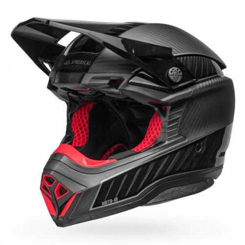 Κράνος Bell Moto-10 Spherical Rhythm μαύρο