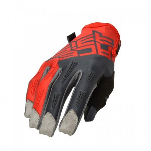 Acerbis X-H Gloves 23409.347 red/gray
