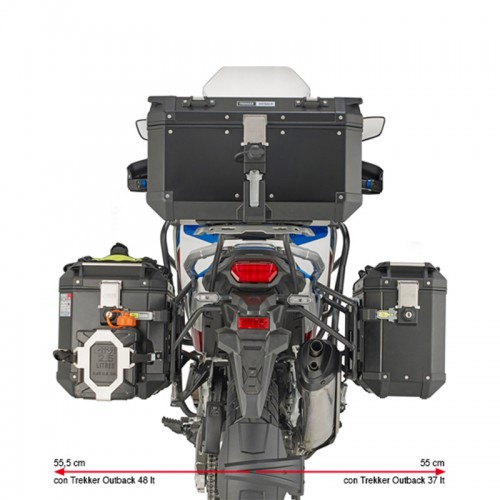 Givi PLO1178CAM for CRF1100L AFRICA TWIN ADV SPORTS 2019-21 Honda