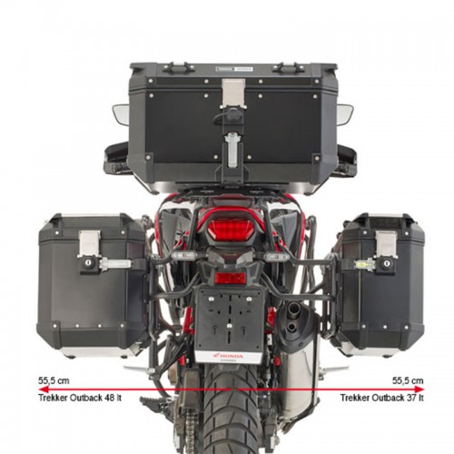 Givi PLO1179CAM plus kit for CRF1100L AFRICA TWIN/ ADV SPORTS 2019-21 Honda