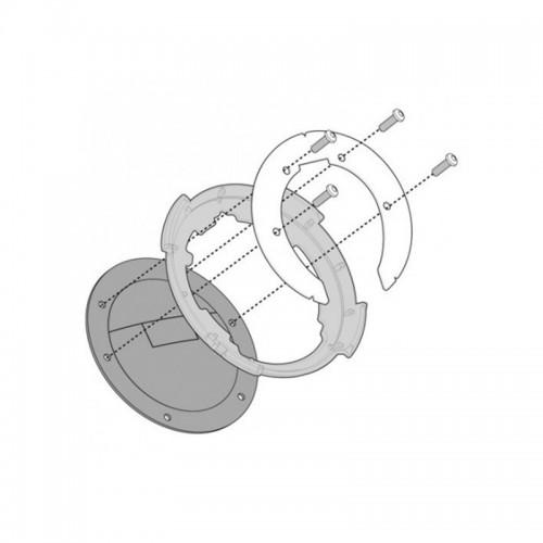 Σύστημα κλειδώματος σάκου BF56 Trofeo 300 AC (20 > 21)/Brivido 500 R (21) GIVI