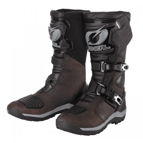 MX Μπότες Oneal Sierra Pro EU καφέ