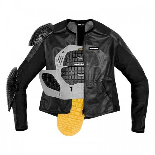 Spidi Base-1 Armor Tex Jacket black