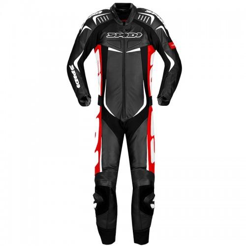 Φόρμα ολόσωμη SPIDI Track Wind Pro μαύρο/κόκκινο 071