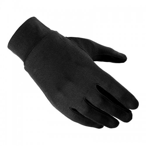 Εσωτερικά, μεταξωτά γάντια Spidi Silk Inner gloves μαύρο 026