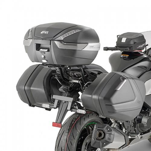 Πλαινές βάσεις PLX4130_MONOKEYSIDE CASES NINJA 1000 2020  Kawasaki Givi