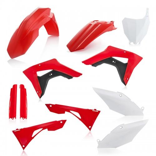 Full κιτ πλαστικά Acerbis 23619.553 HON  CRF450RX '17 oem
