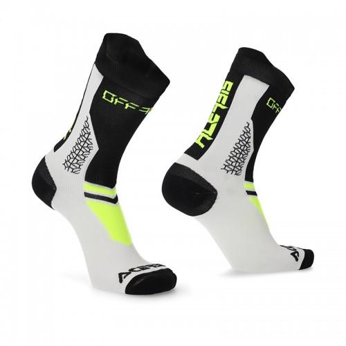 Κάλτσες Acerbis MTB Track 24548.318 μαύρο/κίτρινο