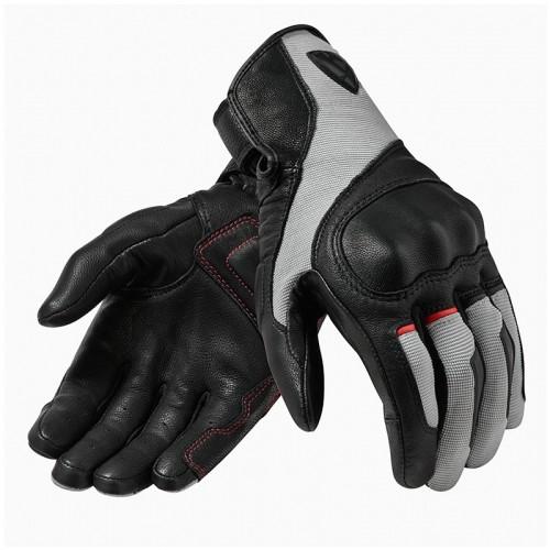 Γάντια Rev'it Titan μαύρο/γκρι