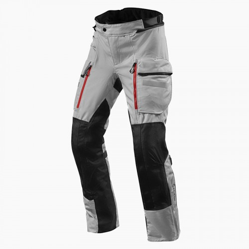 Παντελόνι Rev'It Sand 4 H2O 4season ασημί/μαύρο