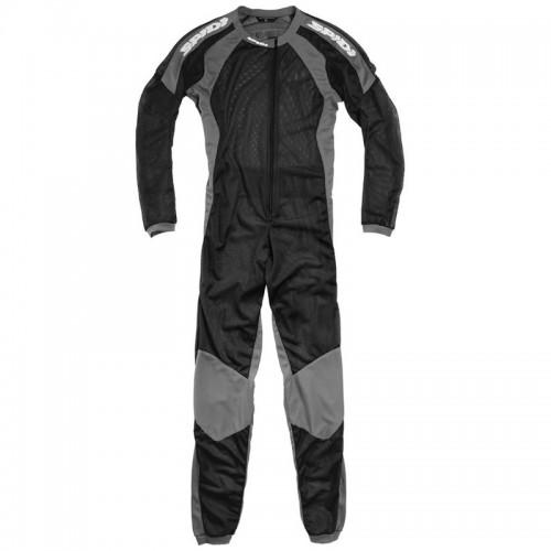 Εσωτερικό ολόσωμης φόρμας SPIDI Rider Undersuit Evo μαύρο/γκρι 011