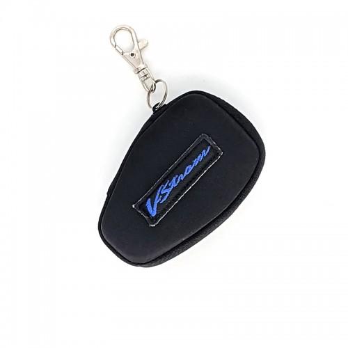 Θήκη μπρελόκ Nordcode Keyring Pouch Suzuki Vstrom Blue
