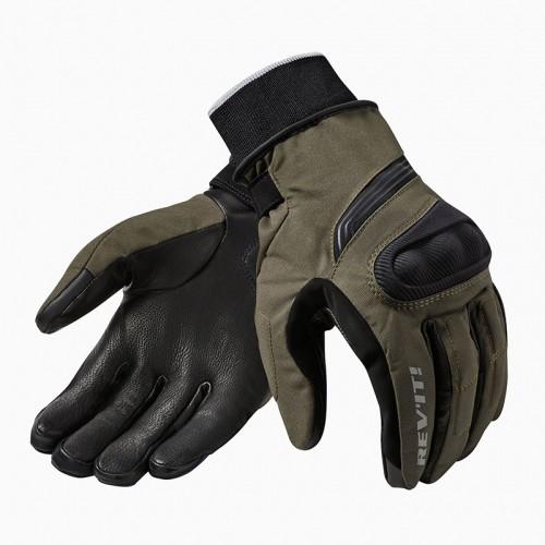 Rev'It Γάντια Μηχανής Χειμερινά Ανδρικά Hydra 2 H2O Σκούρο Πράσινο