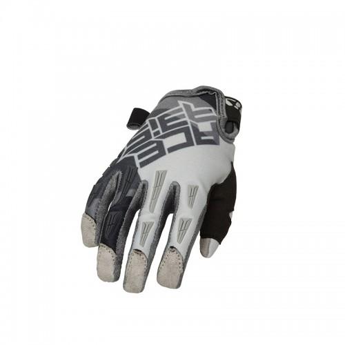 Παιδικά γάντια Acerbis ΜΧ X-K 24281.899 γκρι/σκούρο γκρι