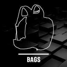 BACKPACKS - WAIST BAGS