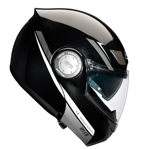 Κράνος Givi HX08 μαύρο