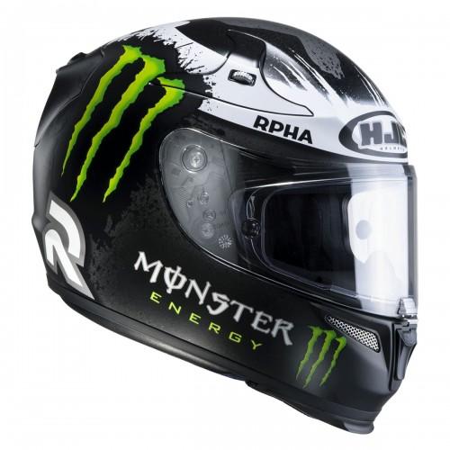Helmet  HJC R-PHA Lorenzo Ghost Fuera Replica