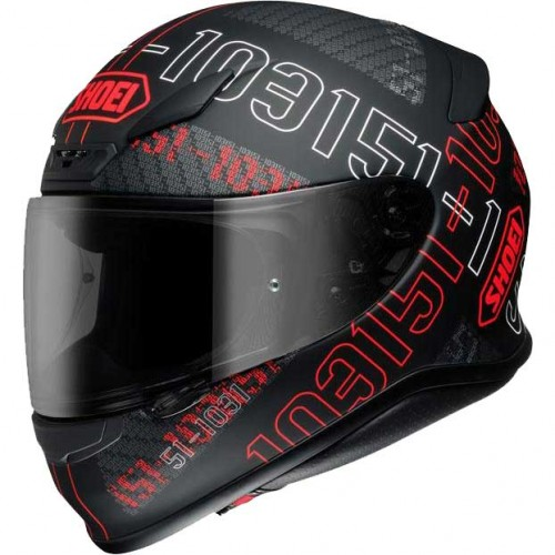 Helmet Shoei NXR Permutation