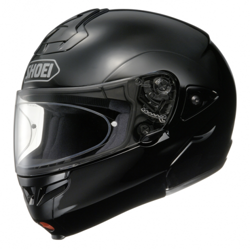 Helmet Shoei Mulltitec Black
