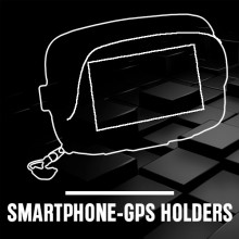 Smartphone - GPS holders.